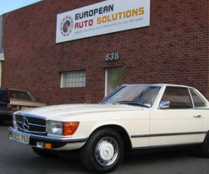 Mercedes-Benz 350 SL photo 7