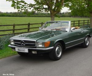 Mercedes-Benz 350 SL photo 9