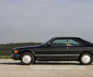Mercedes-Benz 380 SEC photo 1