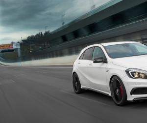 Mercedes-Benz A 45 AMG photo 2