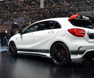Mercedes-Benz A 45 AMG photo 5