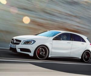 Mercedes-Benz A 45 AMG photo 7