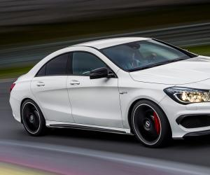 Mercedes-Benz A 45 AMG photo 9