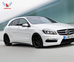 Mercedes-Benz A 45 AMG photo 10