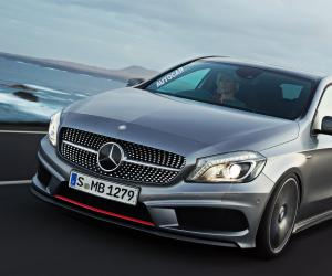 Mercedes-Benz A 45 AMG photo 12