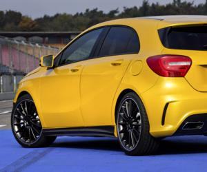 Mercedes-Benz A 45 AMG photo 18