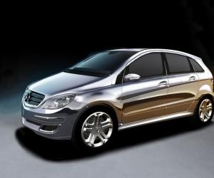 Mercedes-Benz B 150 photo 3