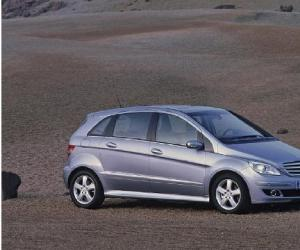 Mercedes-Benz B 150 photo 4