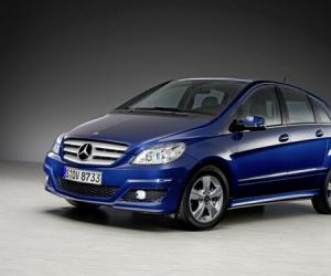 Mercedes-Benz B 150 photo 5