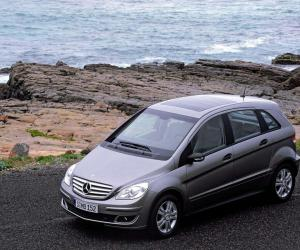 Mercedes-Benz B 150 photo 6