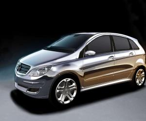 Mercedes-Benz B 150 photo 7