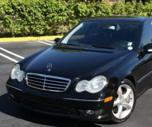 Mercedes-Benz C 230 photo 8