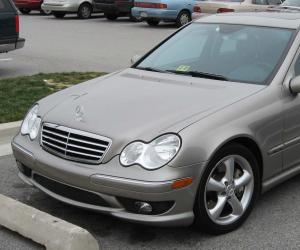 Mercedes-Benz C 240 photo 6