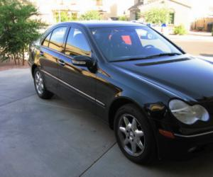 Mercedes-Benz C 240 photo 13