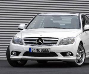 Mercedes-Benz C 320 CDI photo 5