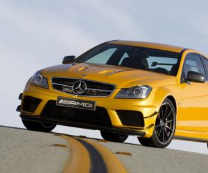 Mercedes-Benz C 63 AMG Coupe Black Series photo 1