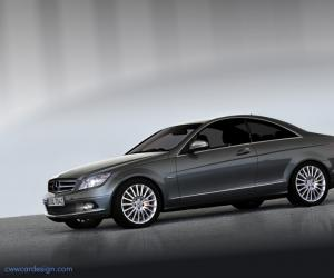 Mercedes-Benz C Coupe photo 1