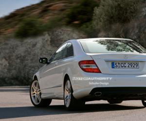 Mercedes-Benz C Coupe photo 2