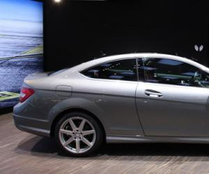 Mercedes-Benz C Coupe photo 10