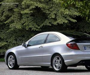 Mercedes-Benz C-Klasse Sportcoupé photo 2