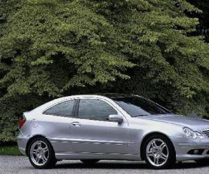 Mercedes-Benz C-Klasse Sportcoupé photo 9