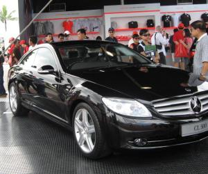 Mercedes-Benz CL 500 photo 2