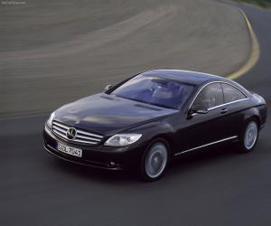 Mercedes-Benz CL 500 photo 3