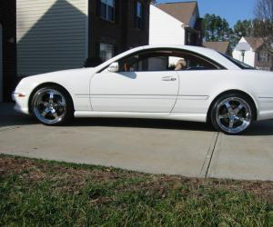 Mercedes-Benz CL 500 photo 4