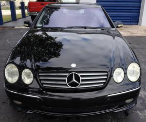 Mercedes-Benz CL 500 photo 7