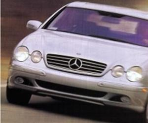 Mercedes-Benz CL 500 photo 9