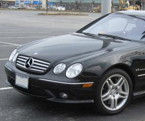 Mercedes-Benz CL 55 AMG photo 1