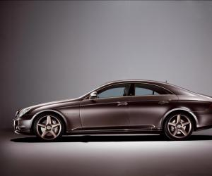 Mercedes-Benz CL 55 AMG photo 3