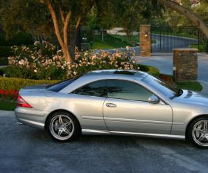 Mercedes-Benz CL 55 AMG photo 5