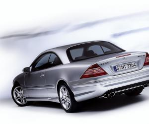 Mercedes-Benz CL 55 AMG photo 7