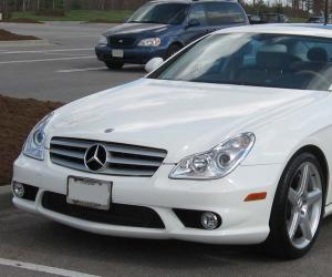 Mercedes-Benz CL 55 AMG photo 8