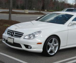 Mercedes-Benz CL 55 AMG photo 10