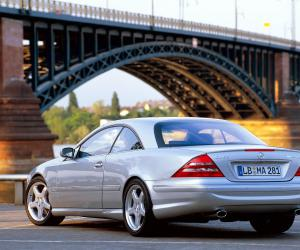 Mercedes-Benz CL 55 AMG photo 13