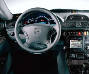 Mercedes-Benz CL 55 AMG image #14