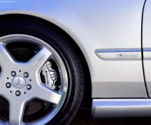 Mercedes-Benz CL 55 AMG F1 Limited Edition photo 1