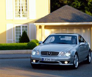Mercedes-Benz CL 55 AMG F1 Limited Edition photo 2