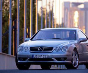 Mercedes-Benz CL 55 AMG F1 Limited Edition photo 5