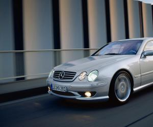 Mercedes-Benz CL 55 AMG F1 Limited Edition photo 7