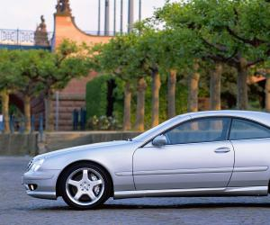 Mercedes-Benz CL 55 AMG F1 Limited Edition photo 8