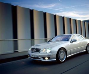 Mercedes-Benz CL 55 AMG F1 Limited Edition photo 9