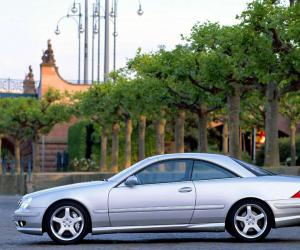 Mercedes-Benz CL 55 AMG F1 Limited Edition photo 10