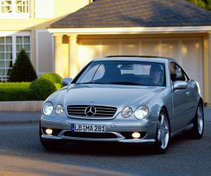 Mercedes-Benz CL 55 AMG F1 Limited Edition photo 11
