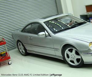 Mercedes-Benz CL 55 AMG F1 Limited Edition photo 12