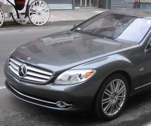 Mercedes-Benz CL 600 photo 1