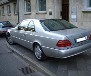 Mercedes-Benz CL 600 photo 6