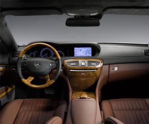 Mercedes-Benz CL 600 photo 7